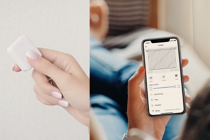 Датчик отключения системы и управление через приложение