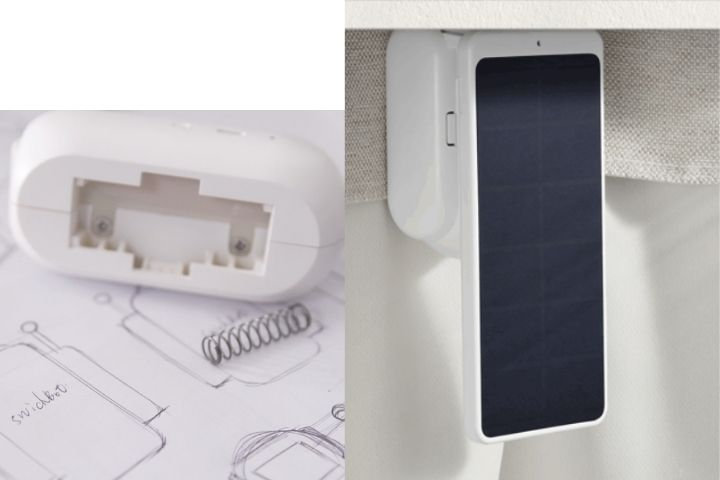 Аккумулятор устройства и солнечная панель