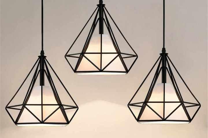 Светильники с металлическим корпусом