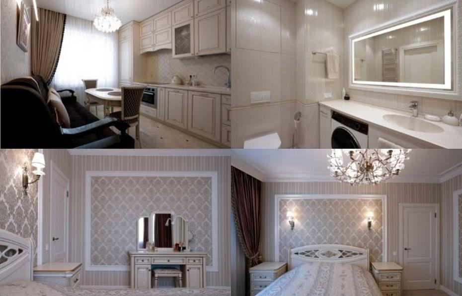 Квартира в ЖК Тойве в стиле современная классика
