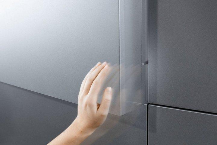 Механизм открывания дверей